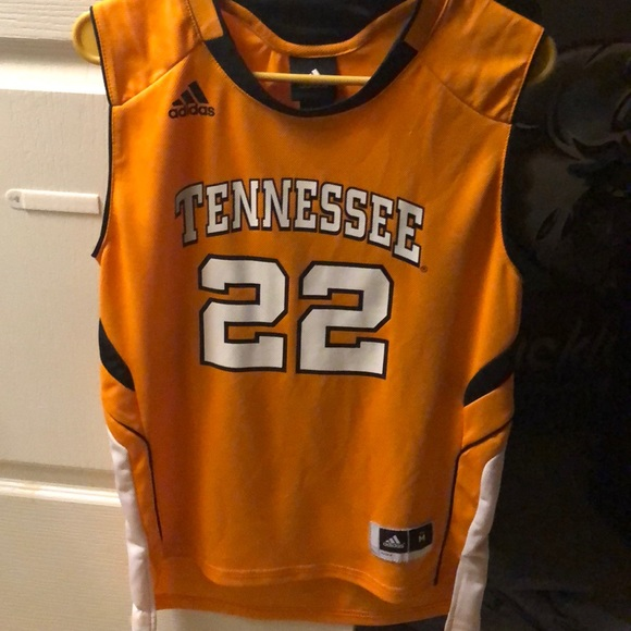competitive price 747ea 895fb Tennessee vols basketball jersey #22